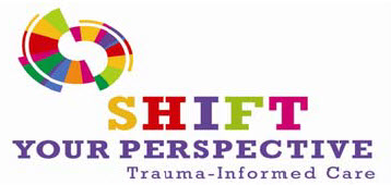 Shift your Perspective - Trauma-Informed Care Logo