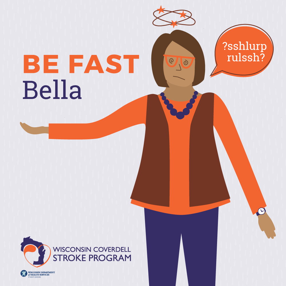 Bella - Be Fast Stroke Program