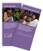 Image of a brochure cover for Children and Youth with Special Health Care Needs materials