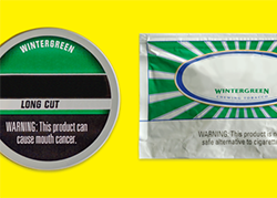 Flavored smokeless tobacco products