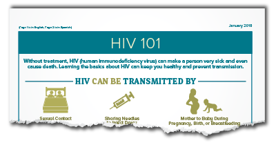 CDC HIV can be transmitted by sexual contact, needles, mother to baby