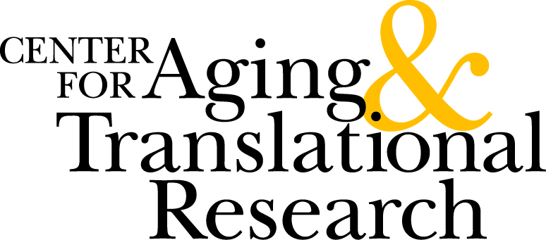Logo for the Center for Aging and Translational Research