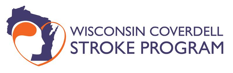 Logo for the Wisconsin Coverdell Stroke Program
