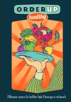 Order Up Healthy cover