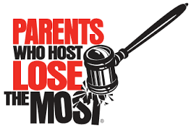 Parents who host, lose the most