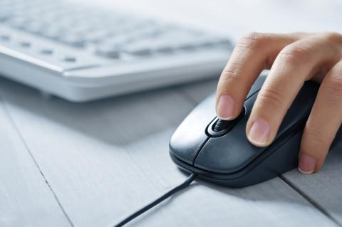 Computer mouse use