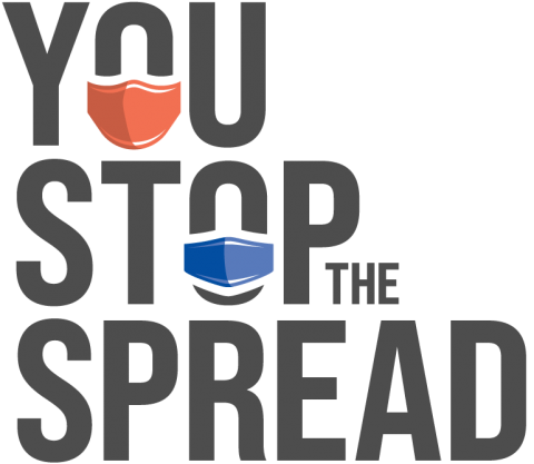You Stop the Spread logo