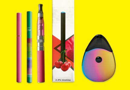 E-cigarette related products