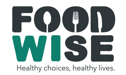 Foodwise Healthy Choices, Healthy Lives logo