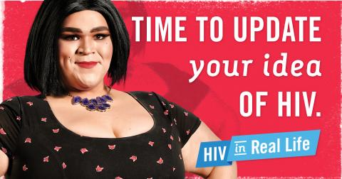 Time to update your idea of HIV