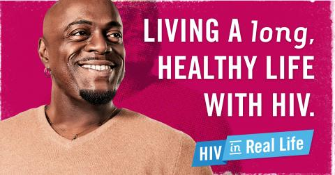 Living a long, healthy life with HIV