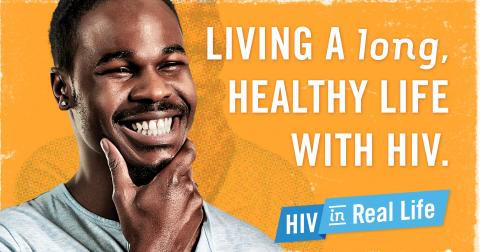 living long and healthy lives with hiv People living with hiv can live long, full, and healthy lives.