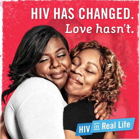 HIV has changed, love hasn't