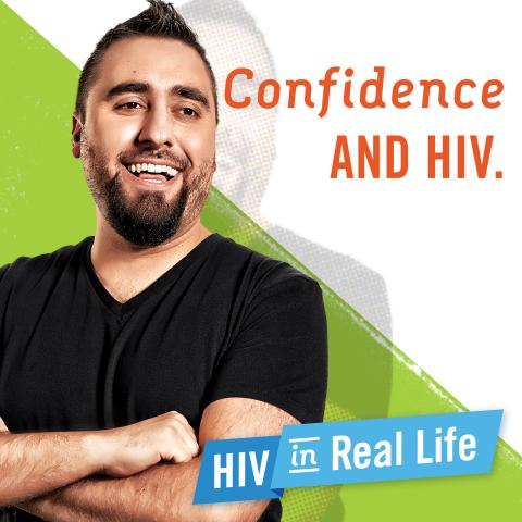 Confidence and HIV
