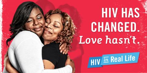 HIV has changed, Love hasn't.