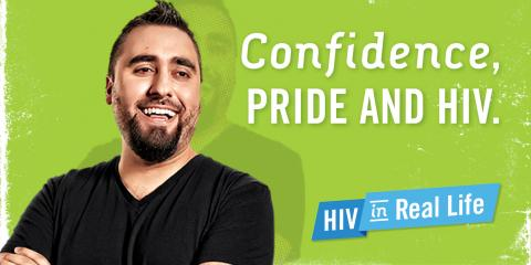 Confidence, Pride and HIV