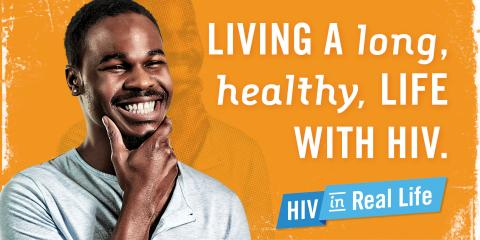 Living a long healthy life with HIV