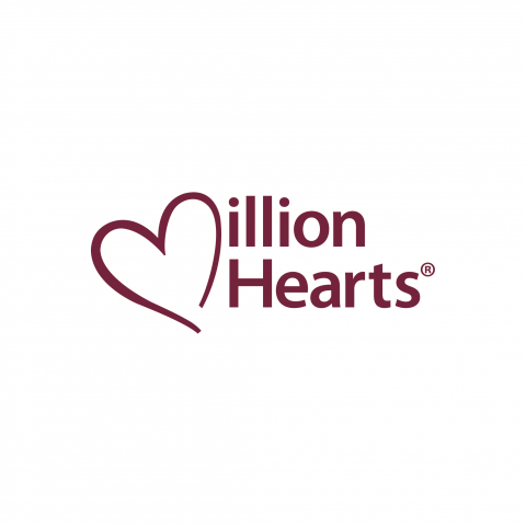Logo for Million Hearts