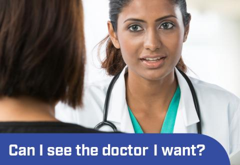 Open Enrollment: Can I see the doctor I want?