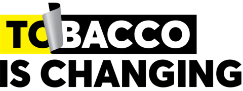 Tobacco is Changing Logo