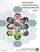Cover - 2016 Communicable Disease Report