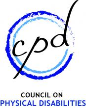 Council on Physical Disabilities logo