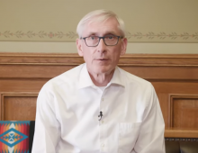 Governor Evers' message