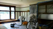 Lead-safe renovation - interior work