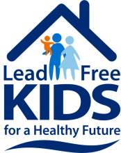 Logo for Lead-Free Kids program