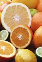 Image of a variety of citrus fruit