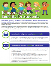 Temporary Food Benefits for Students COVID-19 P-02667
