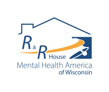 R and R House Mental Health America logo