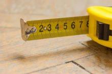 Image of a tape measure.