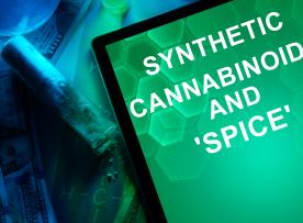 "Synthetic cannabinoids and ""spice"""